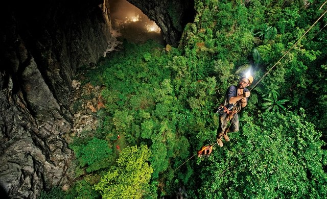 Son Doong cave discovery