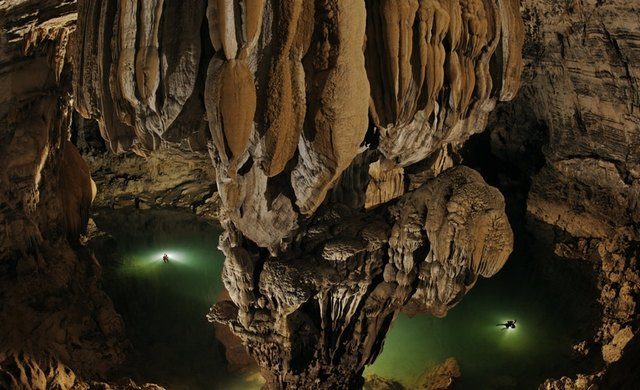 journey to Son Doong cave