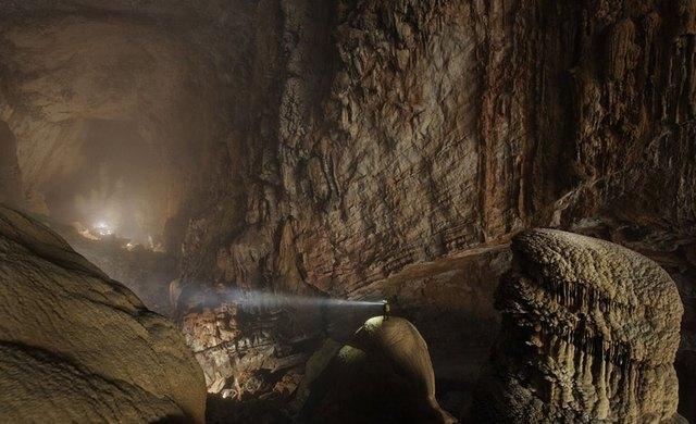 Son Doong cave exploring