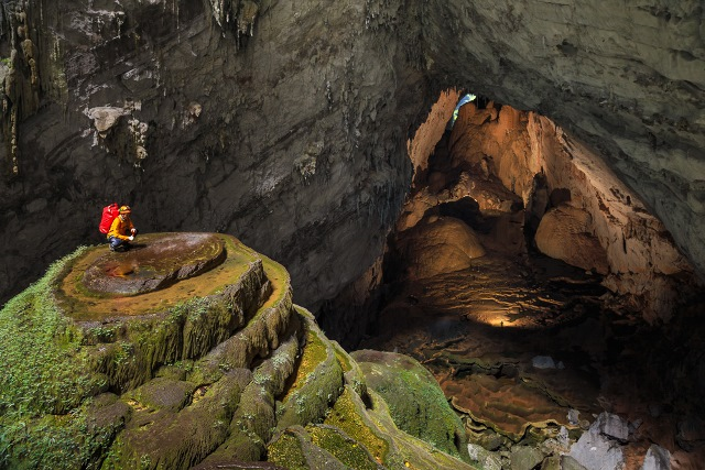 The greatness of Son Doong is the holy grail of science