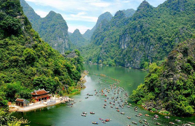 Page de sécurité de Ninh Binh