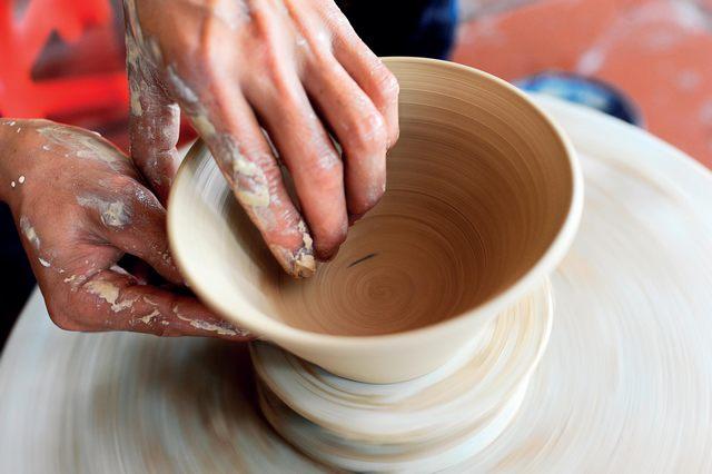 керамический процесс принятия