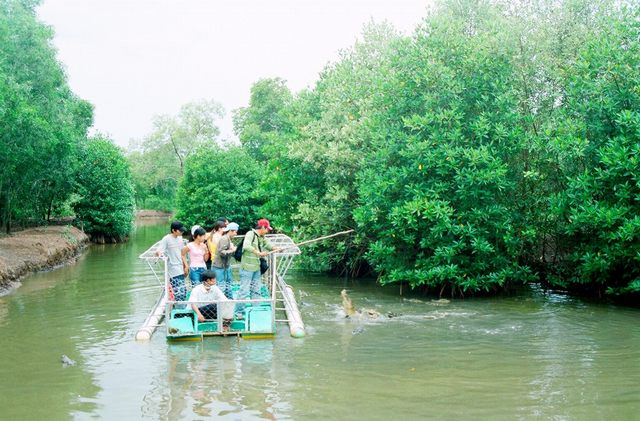 game of fishing crocodile