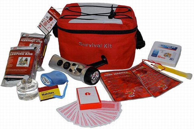 personal first aid bag