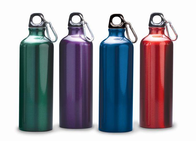 bouteilles d'eau sport