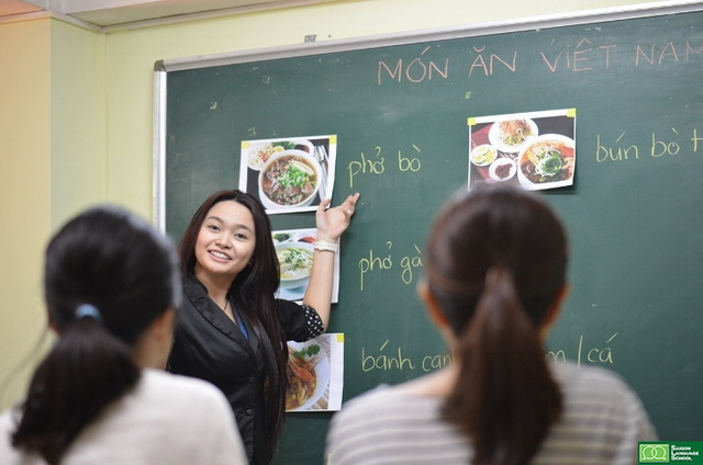 Learning Vietnamese