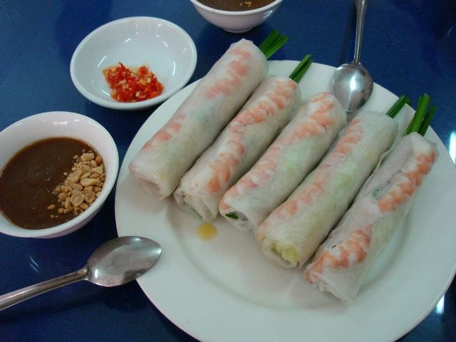 Spring Roll of Middle region