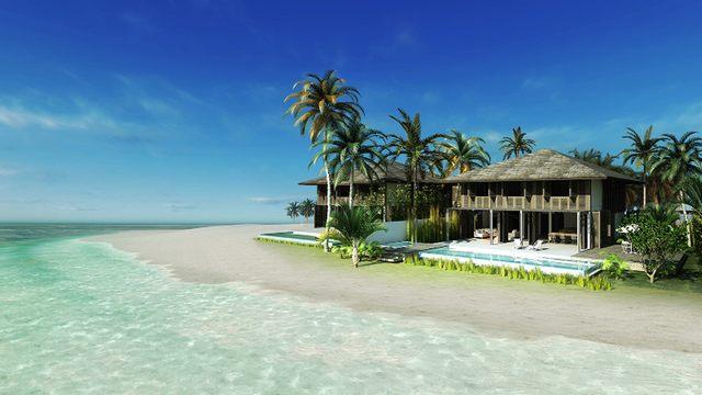 Sunset resort in Phu Quoc island