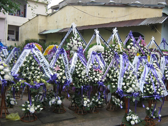 Taboos in funeral traditions of the Vietnamese culture
