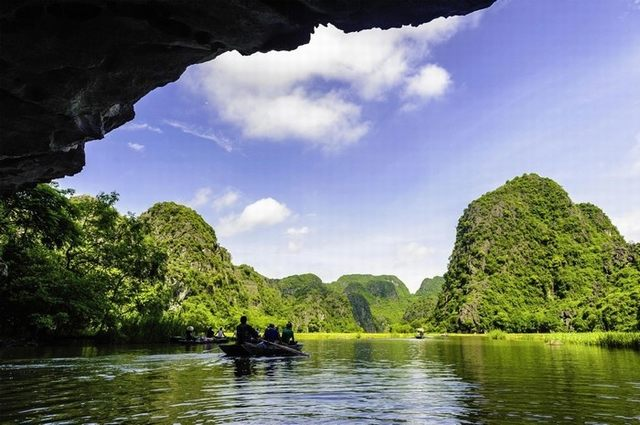 Tam Coc - Bich Dong 11