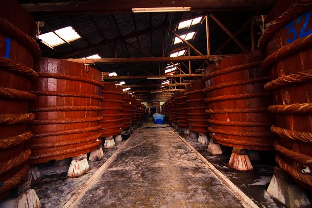 fish sauce making place