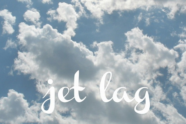 jet lag is an obsession for long travels