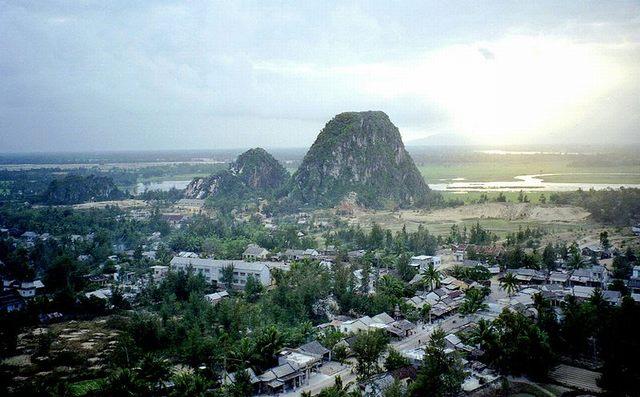 Marble Mountain - Ngu Hanh Son