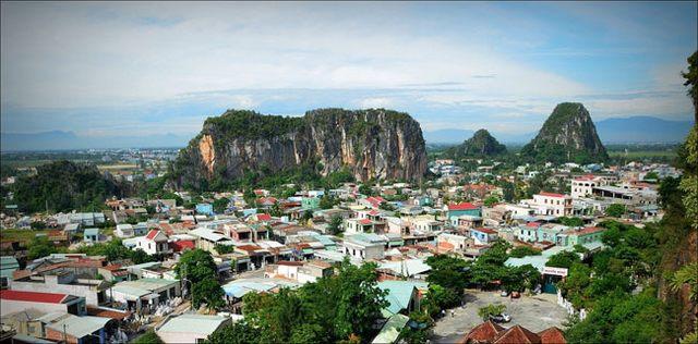 marbre - ville de Da Nang