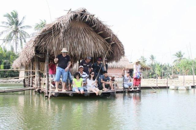 fishing! photo Eco tour