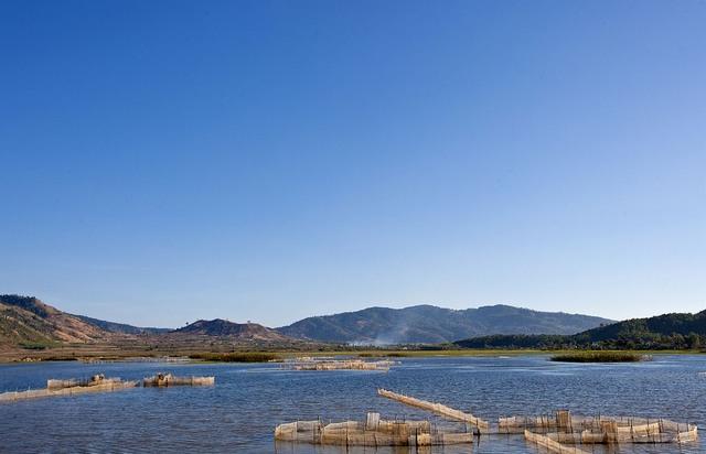 resource-rich lake