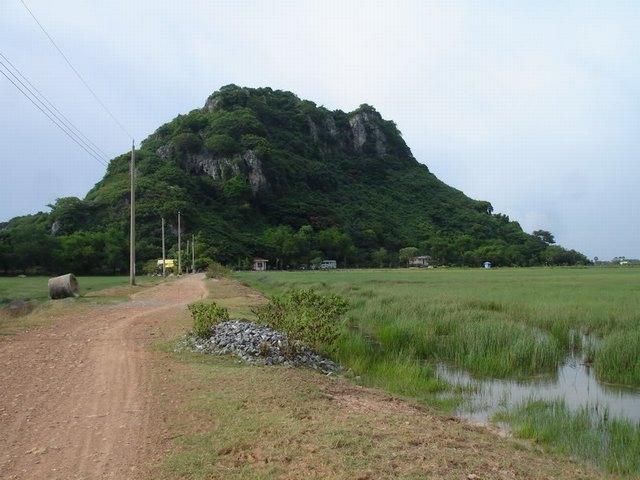Da Dung mountain