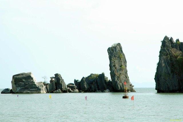 Она Phu остров Тот