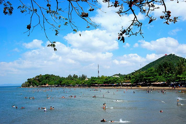 Mui Nai beach in Ha Tien