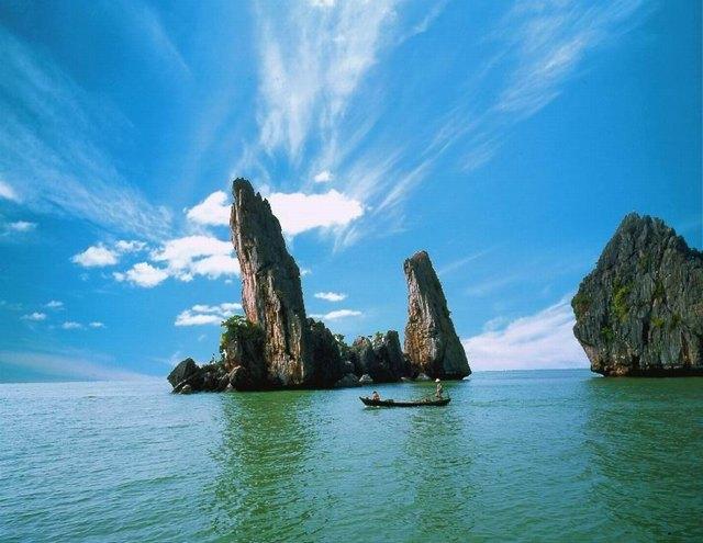 l'île de Phu Tu