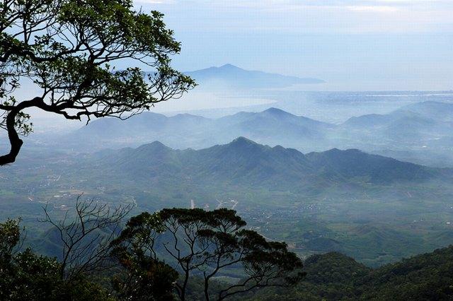 Ba Na mountain