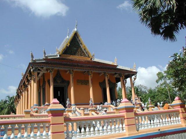 Khleang Pagoda - Soc Trang