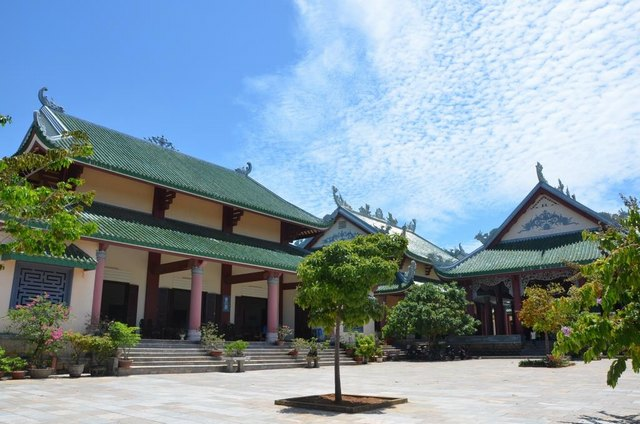 The hall of pagoda