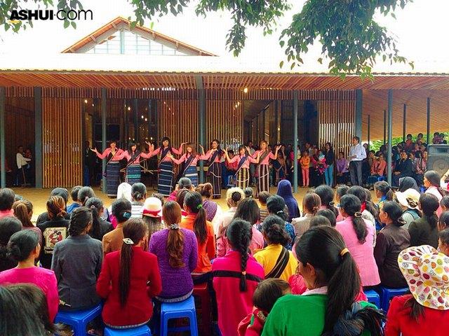 cultural activities at Ka Don church