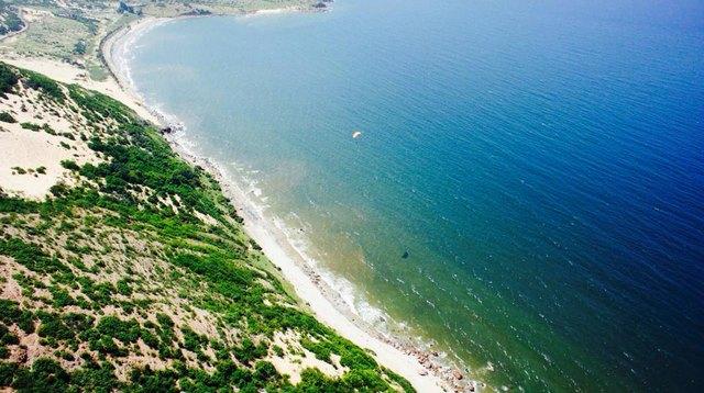 paragliding in Nha Trang