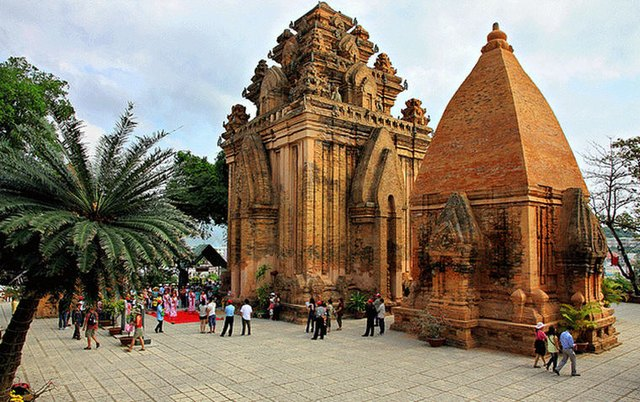Ponagar Tower - Nha Trang