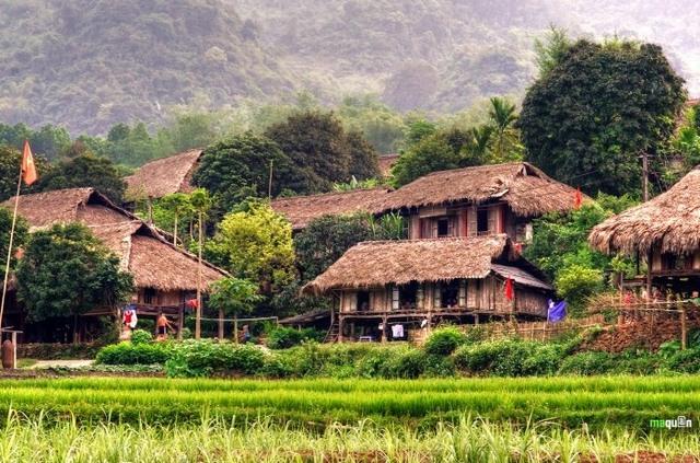 หมู่บ้าน Muong
