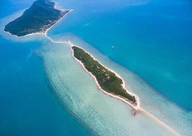 Глубокий остров вс