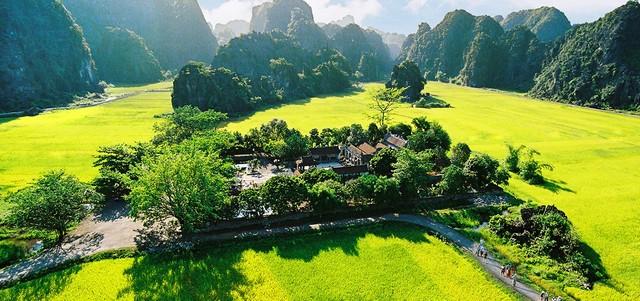 Hoa Lu ancienne capitale