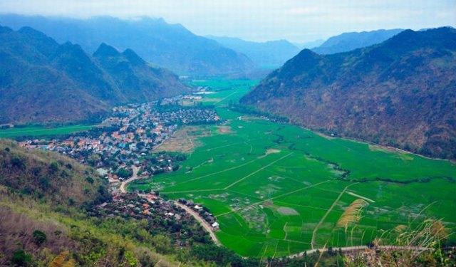 Mai Chau vallée
