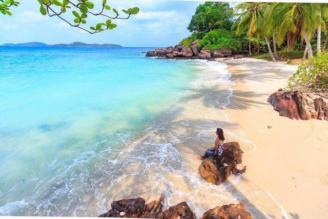 The romantic island of Phu Quoc
