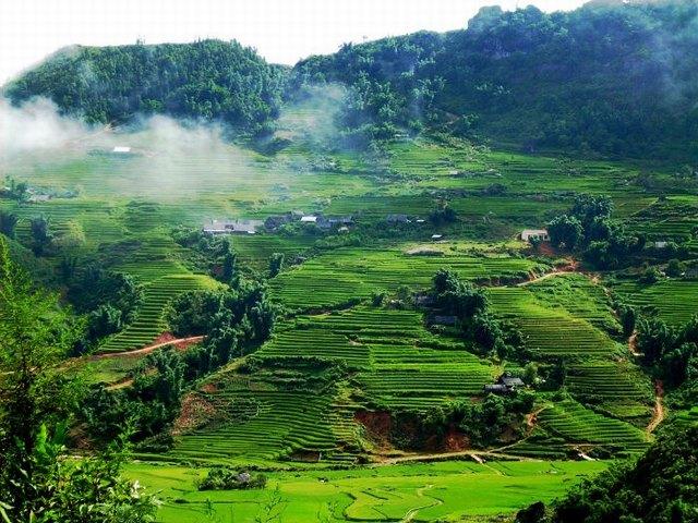 Путешествие в Хоа Бинь