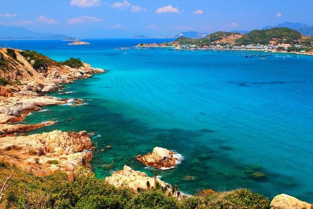 Autour de la plage Binh Tien