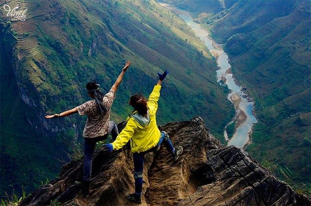 Ma Pi Leng pass - Ha Giang