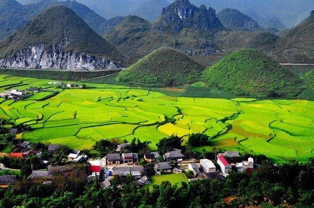 Quan Ba mountain - 河江
