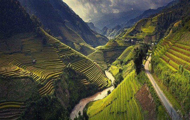 Travelling to Ha Giang