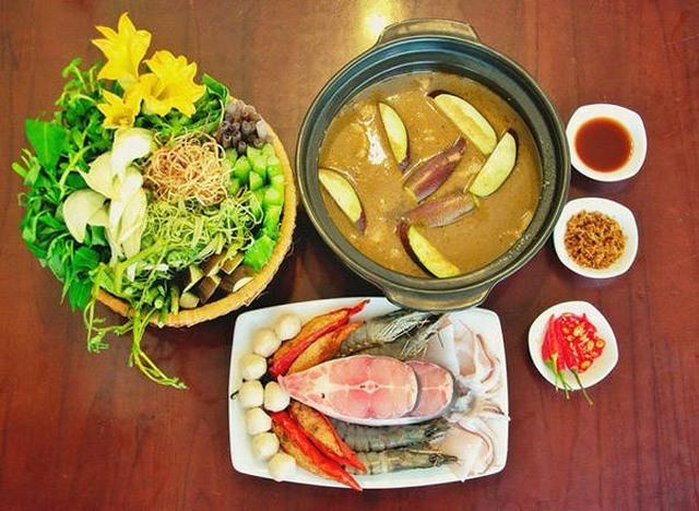 Hot Pot U Minh - Ca Mau