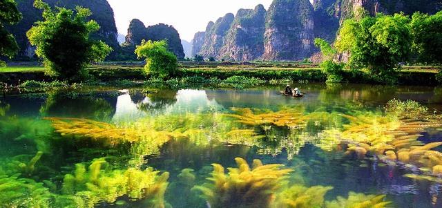 Trang An - Tam Coc