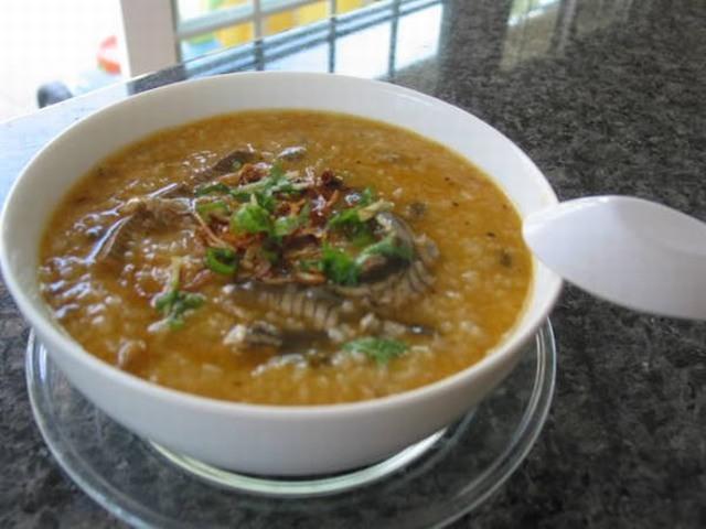 eel soup - Nghe An