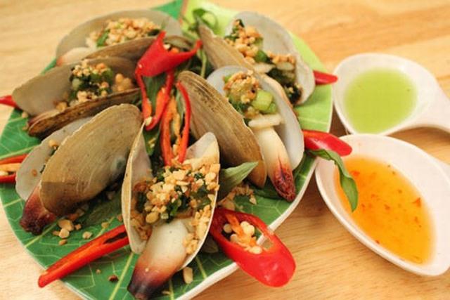 snout otter clam - Quang Ninh