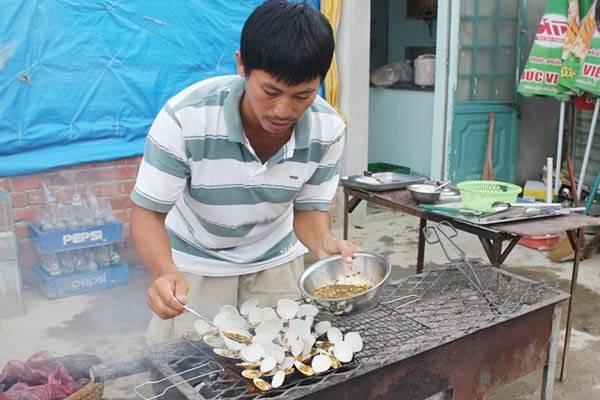 从烹制海鲜平均费用 20,000 DJ到 40,000 每皿È