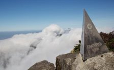 Standing on top of Fansipan will make you feel like riding on the clouds