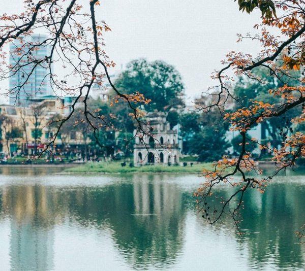 Lac Hoan Kiem - Hanoi