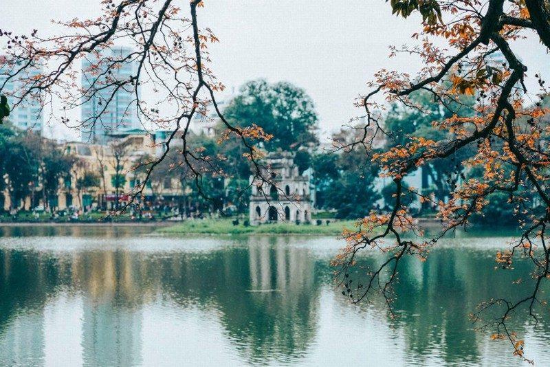ทะเลสาบ Hoan Kiem - ฮานอย