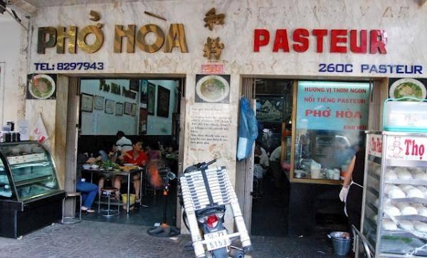 Pho Hoa Pasteur Restaurant