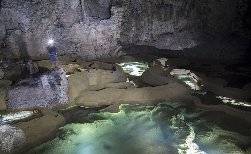 Quang Binh province opens three new caves for tourism purpose